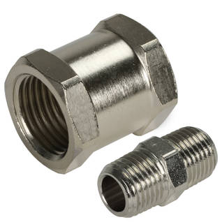 Straight Connector Fittings Thumbnail